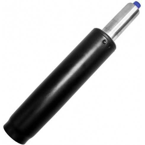 Columa de gas pintada negro
