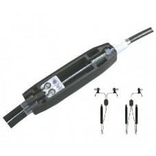 Duplicador de cable con tensor y 2 tuercas