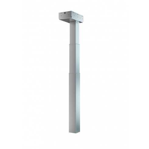 Pata telescópica mesa de oficina sit-stand tubo CUADRADO